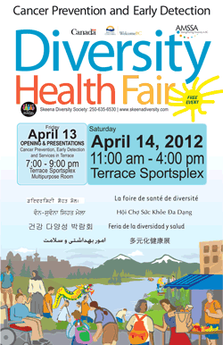 Terrace Diversity Health Fair 2012