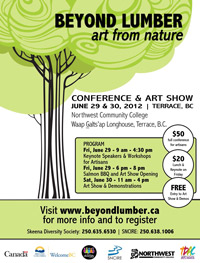 Beyond Lumber, Conference & Arts Show